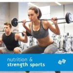 Booklet Nutrition & strength sports