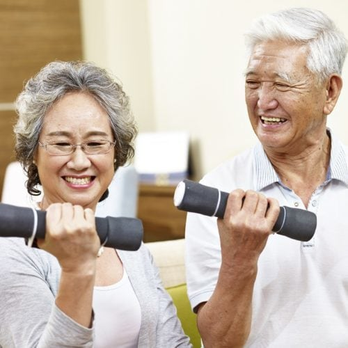 Effects of milk protein supplementation in older adults