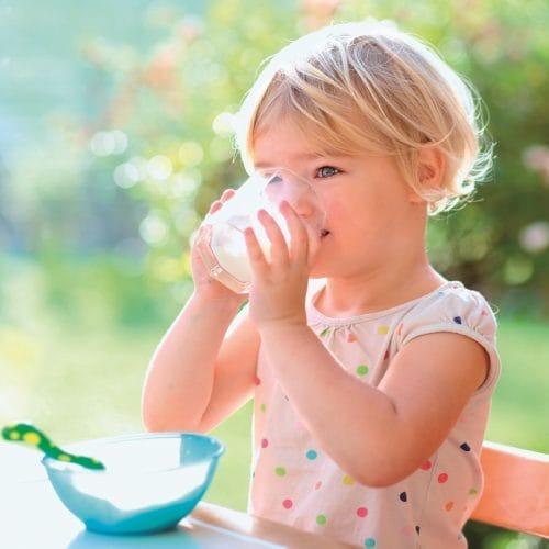 Cow's milk protein allergy