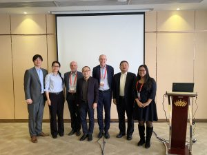 Collaboration with Wageningen University and Research, China Institute of Food Science and Technology