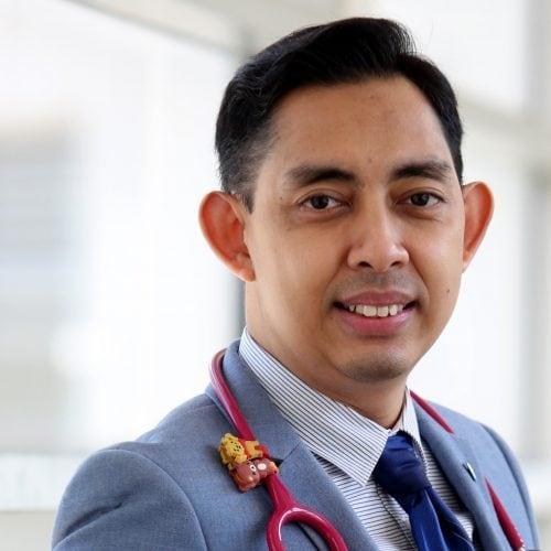 Prof. Dr. Muhammad Yazid Jalaludin