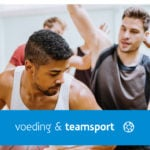 Brochure Voeding & Teamsport