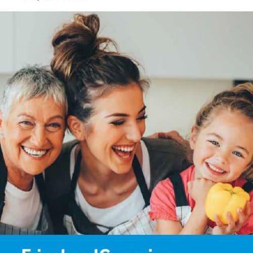 Brochure FrieslandCampina Institute at a glance