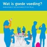 Brochure Goede voeding kind 9 tot 18 jaar