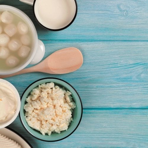 De rol van melk bij botgezondheid