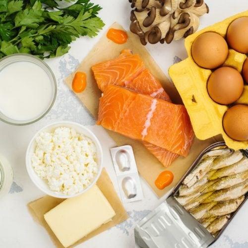 Vitamine D en gecombineerde suppletie met calcium