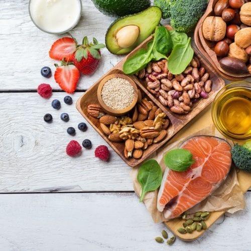 Het meten van een gezonde en duurzamere voeding