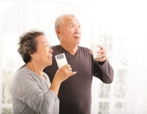 The importance of nutrition in ageing people 2
