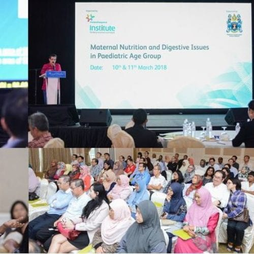 Meeting Report: Maternal Nutrition and Digestive Issues in Paediatric Age Group