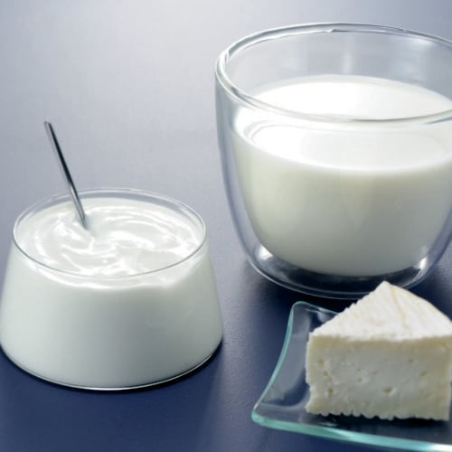 Milk and weight management