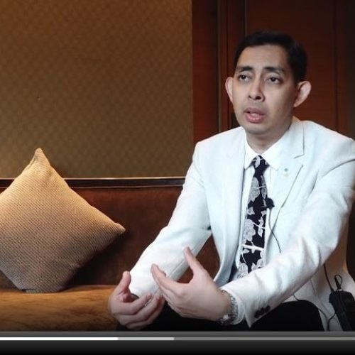 Interview with Dr Muhammad Yazid on Nutritional issues of children in Malaysia