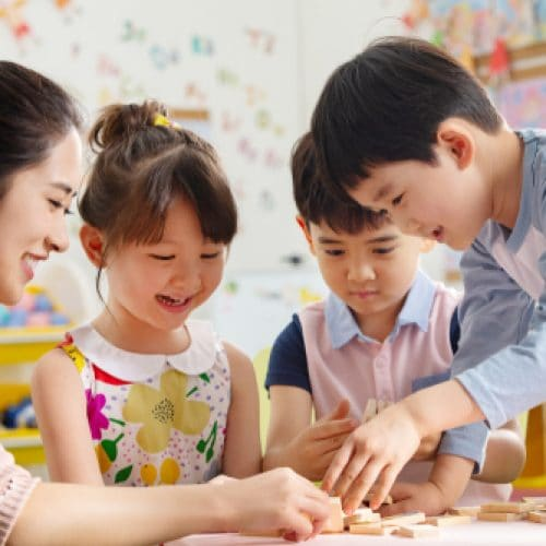 Child development in the first 5 years