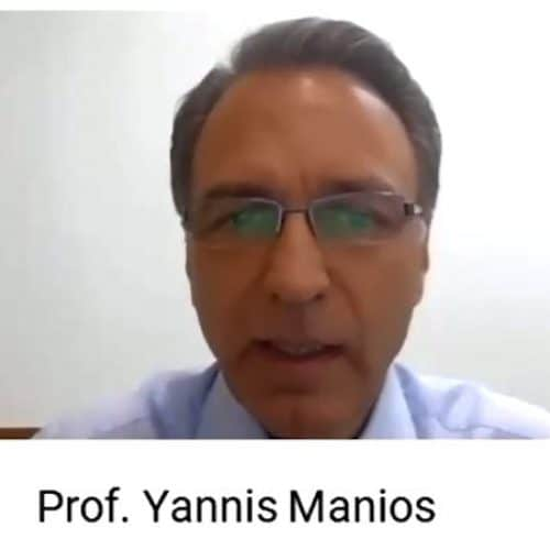 Leveraging dairy science for infant digestion and growth by Prof Yannis Manios