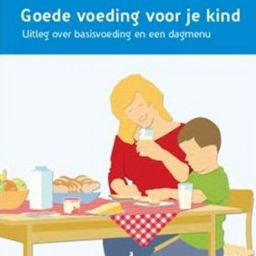 Download brochure Goede voeding voor je kind