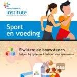 Infographic Sport en voeding