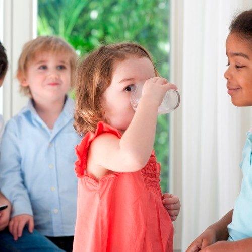 Alimentation et des enfants