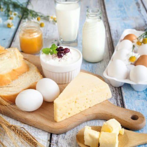 Qualité des protéines de lait