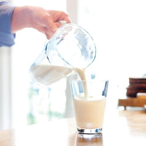 Le lait a-t-il une influence sur la masse corporelle?