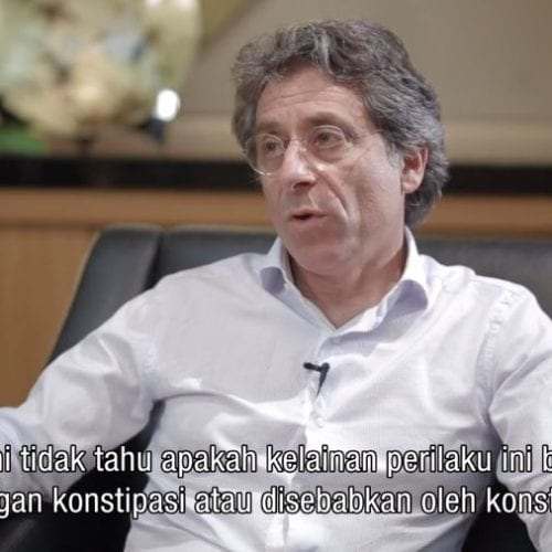 Video Prof. Marc Benninga – Peran Nutrisi