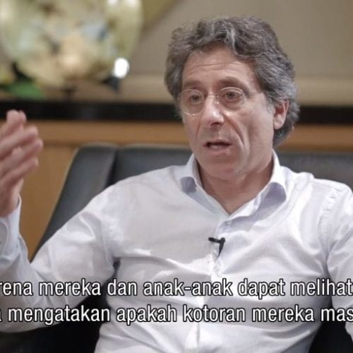 Video Prof. Marc Benninga – Bagaimana Mengevaluasi Pola dan Kepadatan Kotoran