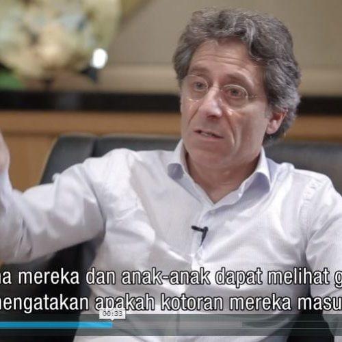 Video Prof. Marc Benninga – Praktek klinis & Recomendasi