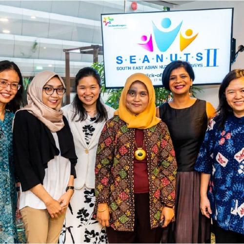 FrieslandCampina melanjutkan kembali salah satu studi gizi terbesar melibatkan lebih dari 18,000 anak di Asia Tenggara