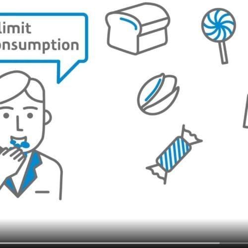 Video tentang pola makan berkelanjutan dan sehat