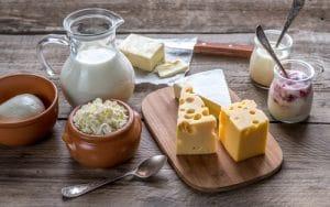 乳制品对炎症生物标志物作用为中性到有益