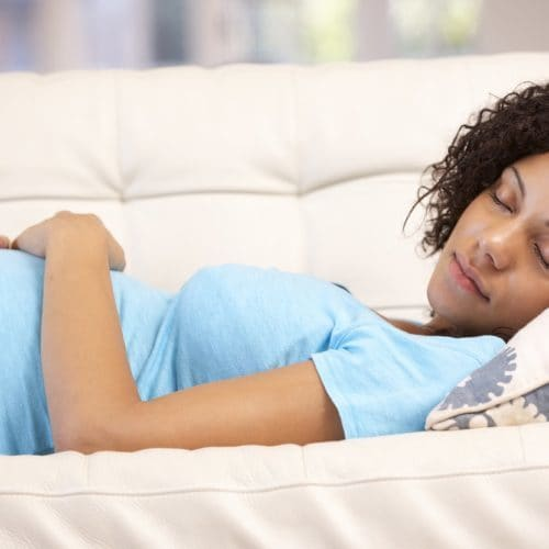Pregnancy, common discomforts and diet