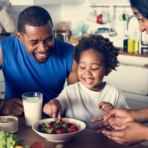 Healthy eating habits in children: what advice can you give parents?