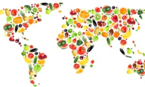 Food-Based Dietary guidelines around the globe