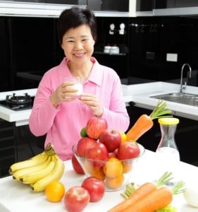 Extra protein from dairy products increases body weight in the elderly 1