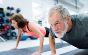 Stronger effect of resistance training when combined with protein supplementation