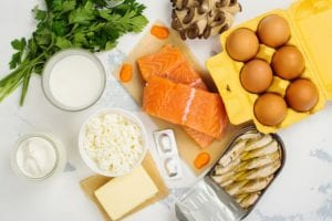 Vitamin D and combined supplementation with calcium