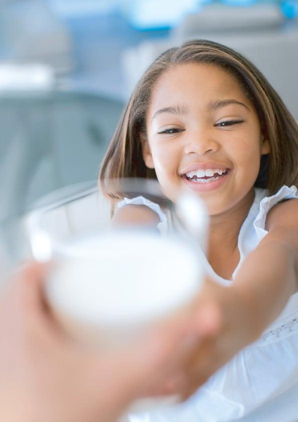 Onderzoek zuivelinname en gezondheid bij kinderen