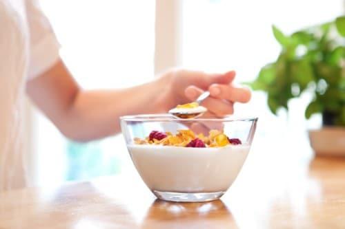 Yoghurtbacteriën breken lactose af