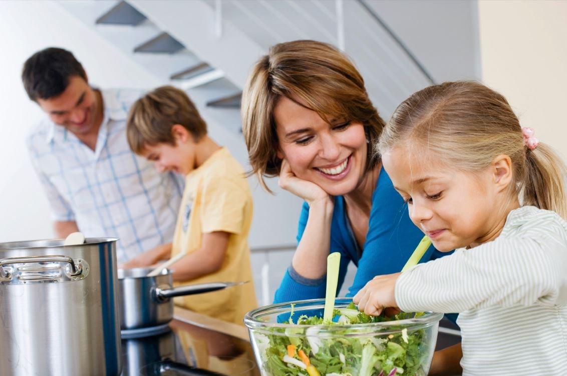 Zes adviezen over het eetgedrag van kinderen