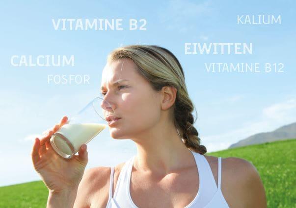 Voedingsstoffen in melk 1