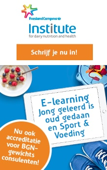 E-learnings nu ook geaccrediteerd voor gewichtsconsulenten