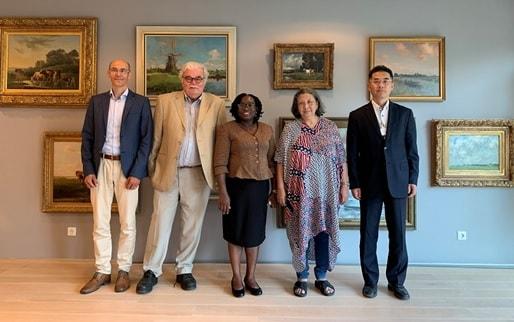 Eerste bijeenkomst met Onafhankelijk Extern Expert Panel