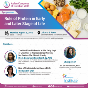 Asian Congress of Nutrition 2019
