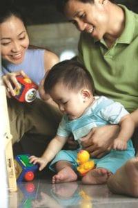 第一部分: 影响儿童体重的父母因素